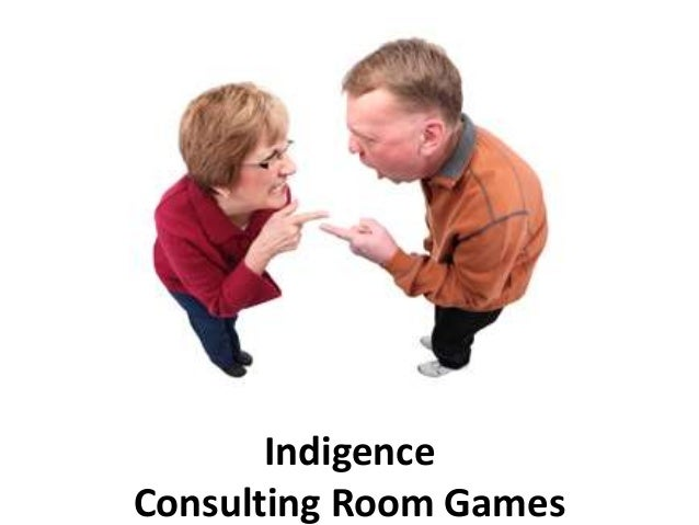 Indigence Consulting Room Games