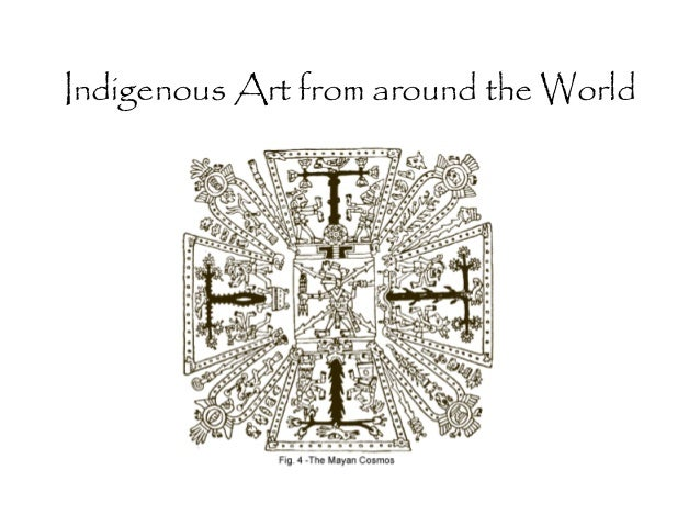 Indigenous art from around the world