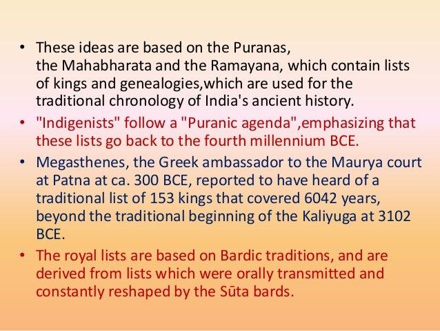 Astronomical dating ramayana