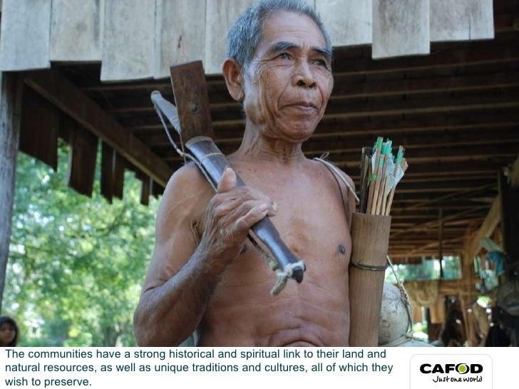Indigenous lives Slide 3