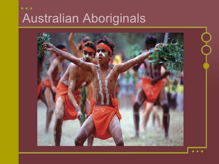 Australian Aboriginal peoples