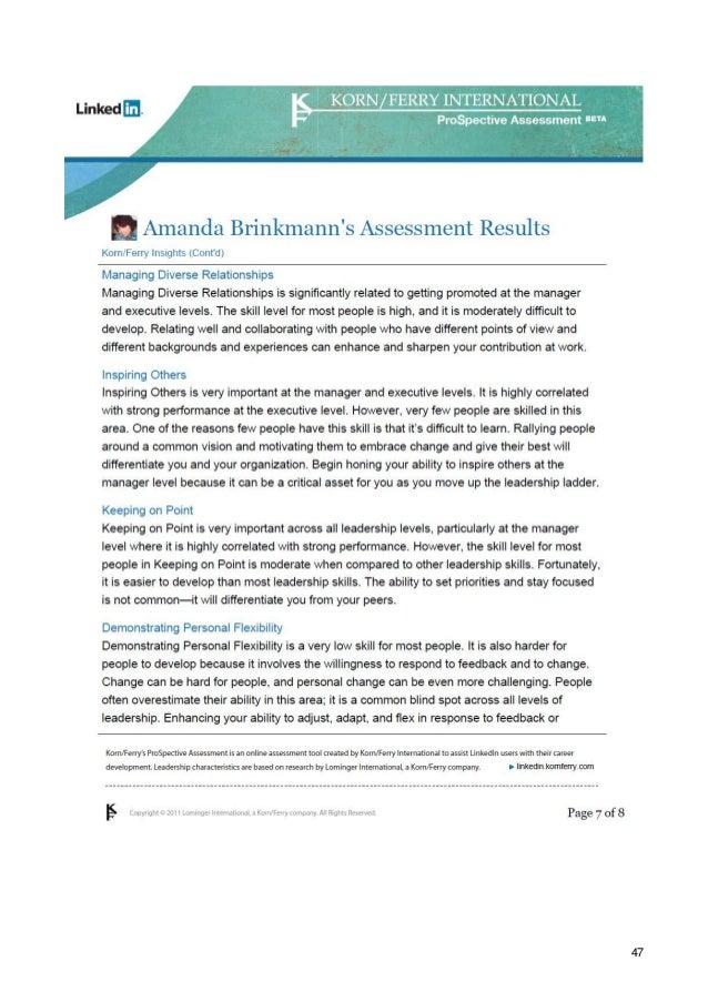 265782f7d1 Indigo consulting amanda brinkmann comprehensive cv 2013 v 2