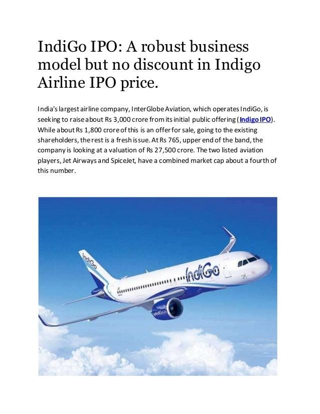 Indigo ipo share allotment status