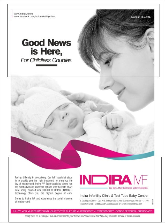 We are proud to promote Infertility awareness week in Maharashtra with big IVF events organised than ever before at 5 majo...