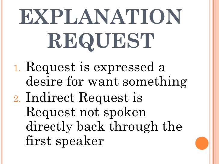 Indirect instruction com mand request and invitation explanation stopboris Image collections