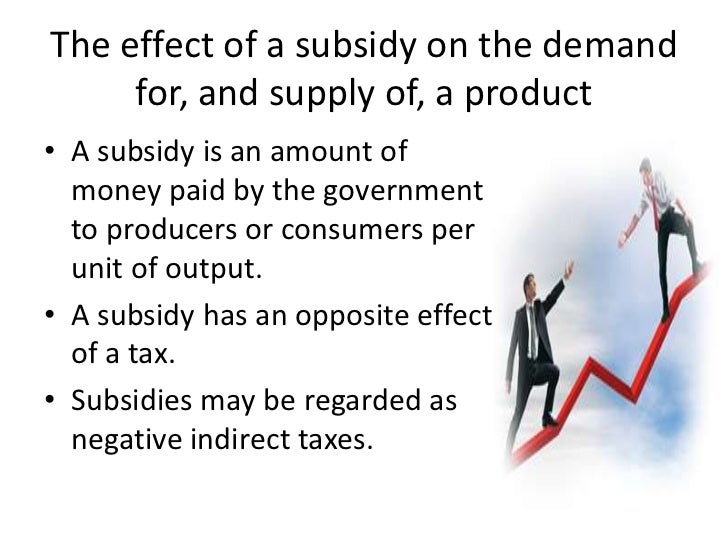 us government control and subsidy of United states farm subsidies are government payments — typically in the form of cash or credit — provided to domestic farmers and agribusinesses as a means to supplement their income and manage the supply and pricing of certain commodities introduced in the 1930s by president roosevelt, the.