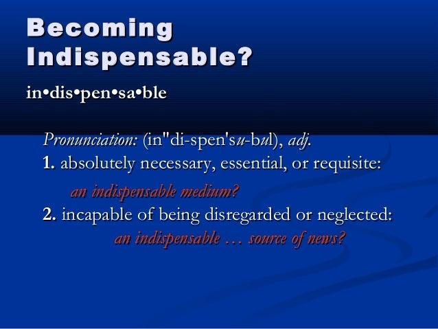 Indispensable2 Slide 2