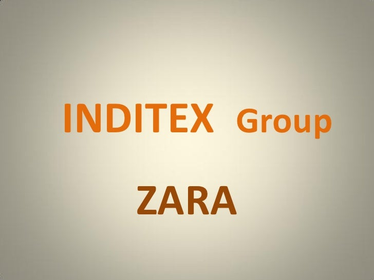 e6743e6c Inditex group zara