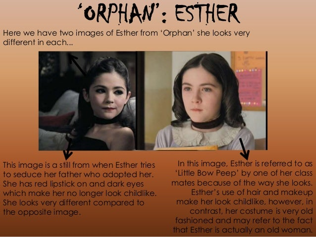 Esther orphan dress pictures