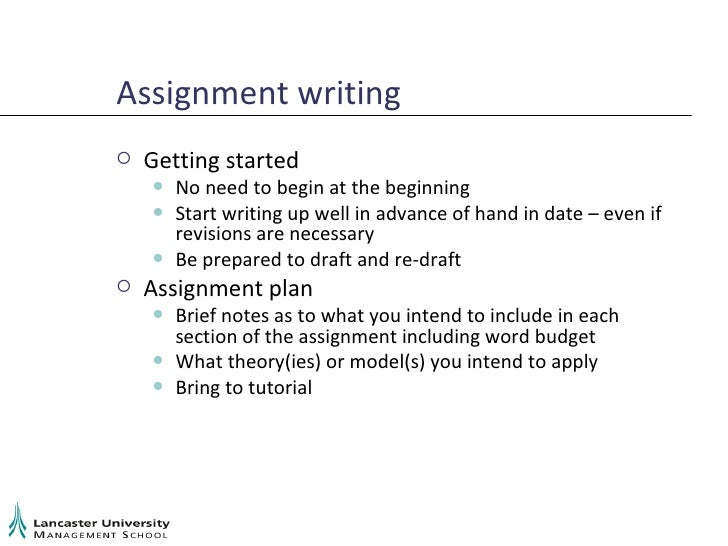 study skills assignment The aim of this essay is to give the reader an overview of the types of study skills necessary for a student to study for and attain a diploma in teaching in the.