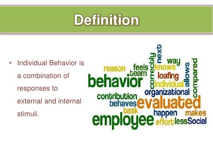 market shaping employee behavior