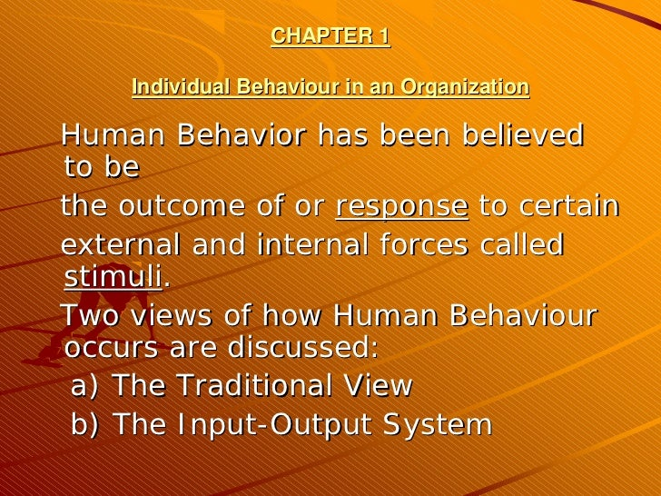 organizationa behavior Organizational culture has an important attribute, which is known as organizational behavior organizational behavior has developed over the past as an interdisciplinary, expressive, and field of.