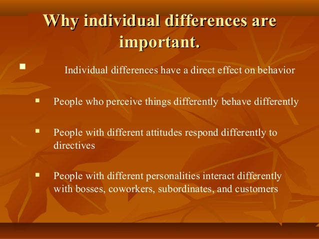 "accounting for individual differences in the workplace 2016/09/15 ethics and professionalism in the workplace darrell brown sep 15, 2016 0 facebook twitter email facebook twitter email print save if you look up the word ethics in the dictionary, you'll find this definition: ""rules of we first."