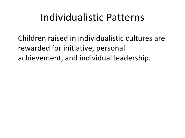 SOCIAL MEDIA AND THE IMPACT ON INDIVIDUALISM/COLLECTIVISM Dissertation Essay Help