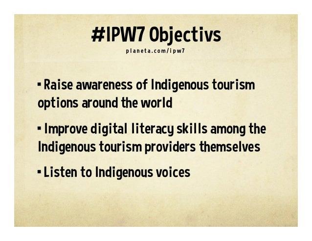Indigenous Peoples Week #ipw7 Slide 3