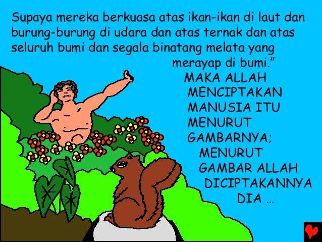 Indo 01 Ketika Tuhan Membuat Segala Sesuatu
