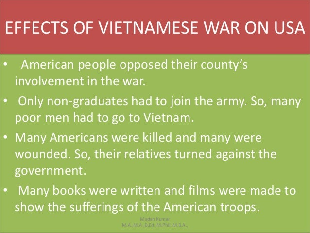 "the effect of the movements against vietnam to us foreign policy ""milestones in the history of us foreign relations"" has been retired and is no  longer  us involvement in the vietnam war: the tet offensive, 1968   relatives provided cover for the movement of south vietnamese national  liberation  the strikes on the major cities of huế and saigon had a strong  psychological impact,."