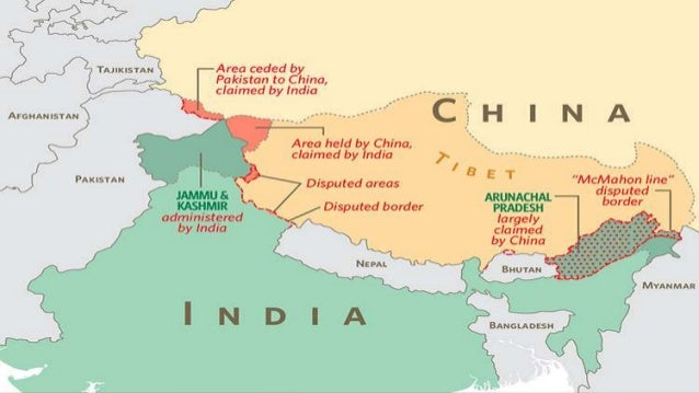 indo china relationship India and china are fast emerging as major powers of the indo-  china's  relationships in the indian ocean region or that india should be.
