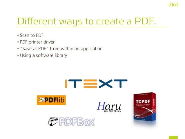 Indoctrinatr – Open Source PDF generation service