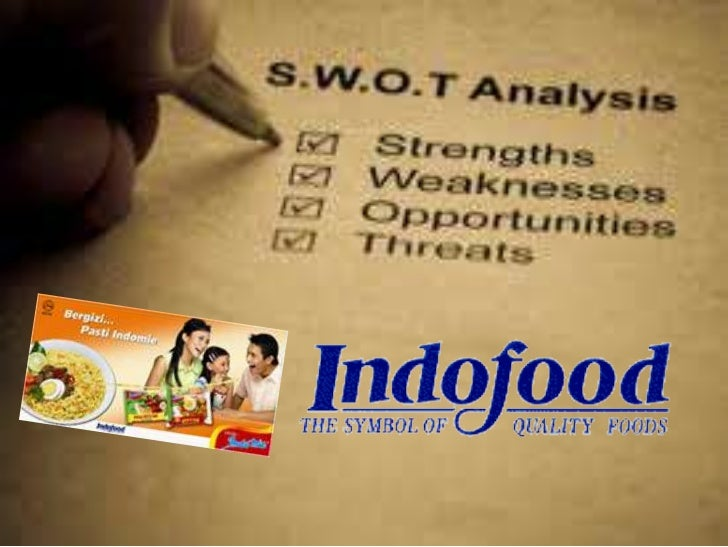 Swot Of Indofood Company