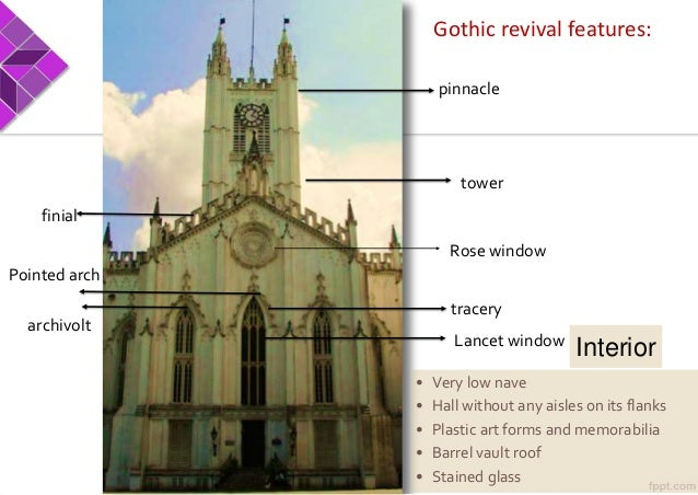 an introduction to tracery a characteristic of gothic architcture Gothic architecture powerpoint presentation, ppt - docslides introduction gothic architecture of the large windowsa characteristic of gothic.