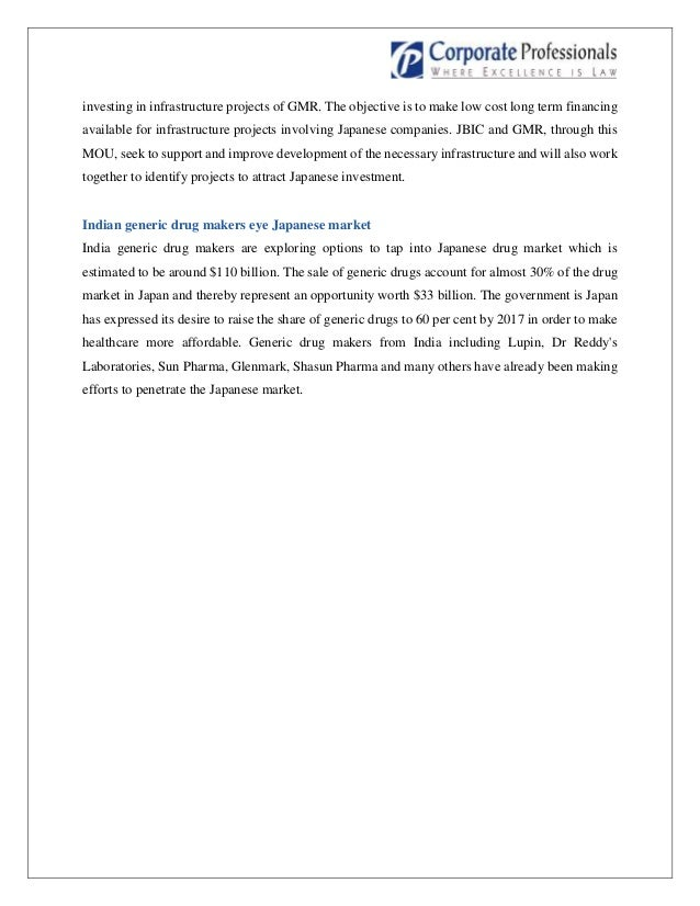 India Japan Trade and Investment Bulletin, September-2014
