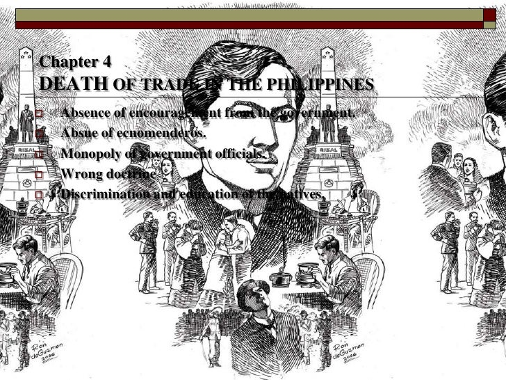 Summary OF Indolence of the Filipinos