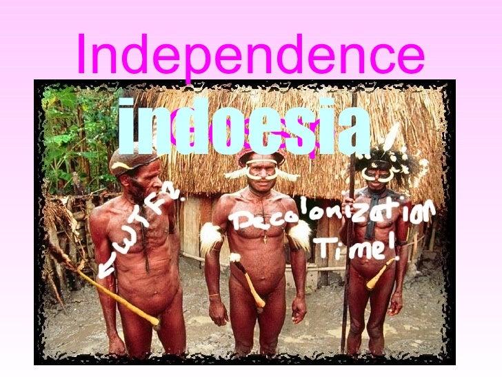 Independence Gossip indoesia
