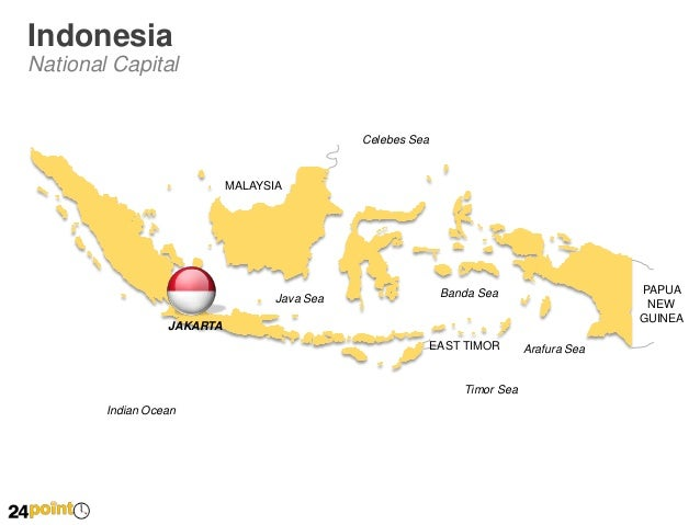 Map of indonesia editable powerpoint slides 3 toneelgroepblik Gallery