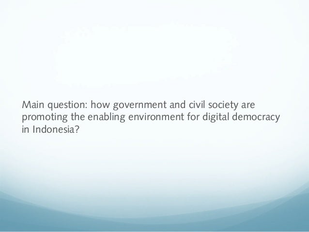 Indonesia, Internet Governance Forum and Multistakeholder Slide 2