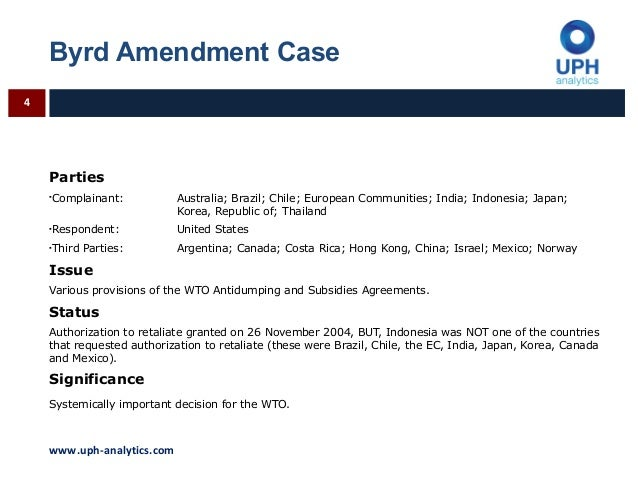wto india ec gsp dispute Abstract this chapter analyses one of the most important wto disputes till date —the ec—tariff preferences or the ec—gsp dispute, as it is more popularly known the dispute originated because of competitive disadvantage to india's textile sector vis-à-vis pakistan, on account of an ec regulation on gsp scheme.