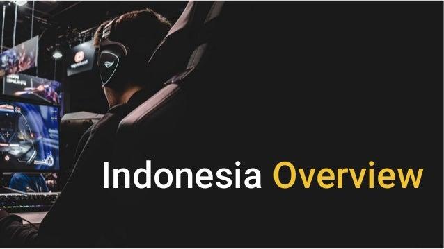 Indonesia esports market 2019 Slide 2