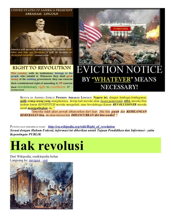 BENTUK EH AMERIKA SERIKAT PRESIDEN ABRAHAM LINCOLN: Negara ini, dengan lembaga-lembaganya,       milik orang-orang yang me...