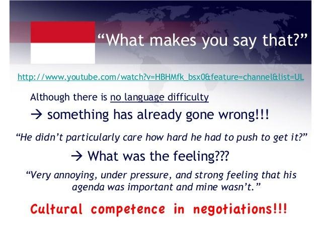 Indonesian negotiation styles Slide 2