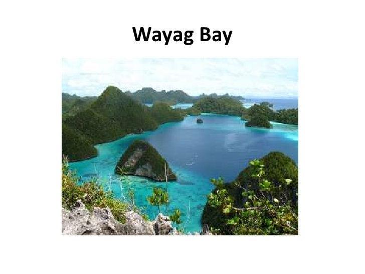 Wayag Bay