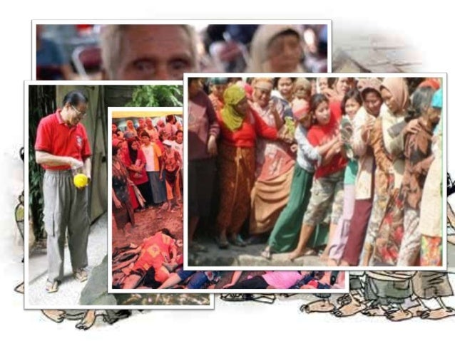 All of it already prooved  in front of our eyes... but still no body can doFor thisnation .for indonesia         ..