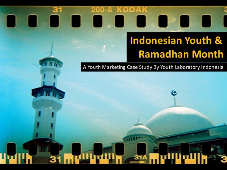 Indonesian Youth & <br />Ramadhan Month<br />A Youth Marketing Case Study By Youth Laboratory Indonesia<br />