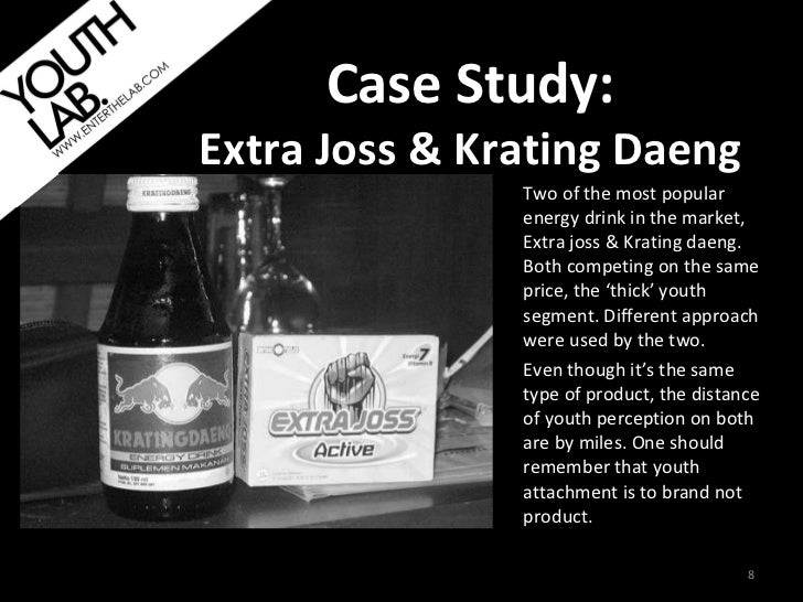 marketing energy drinks to americas youth essay Sales of energy drinks jumped 53% between 2007 and 2012, according to the study, which claims to be the first to fully examine existing research, particularly on the marketing of energy drinks to.