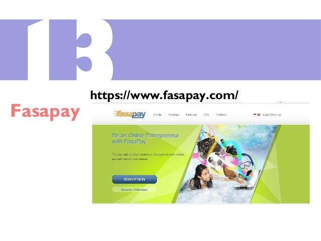 13Fasapay https://www.fasapay.com/