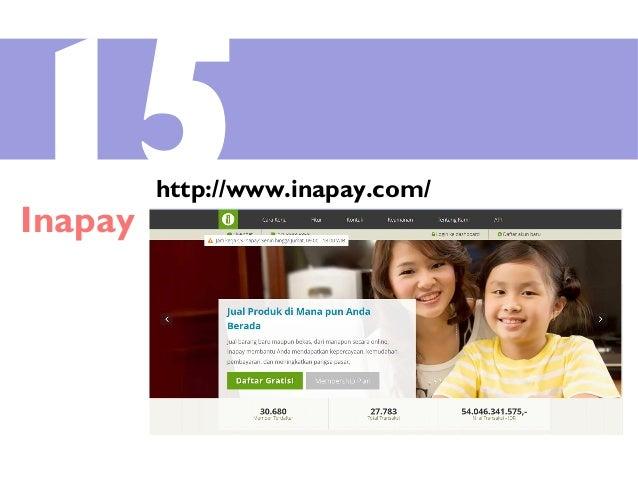 15Inapay http://www.inapay.com/