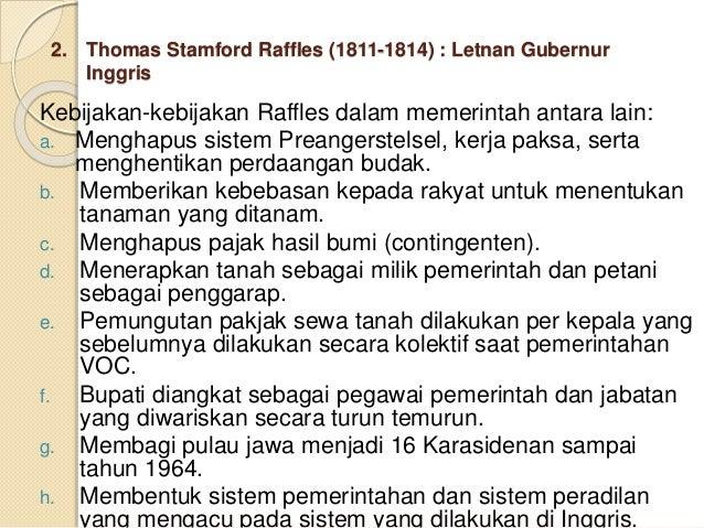 Indonesia pasca VOC