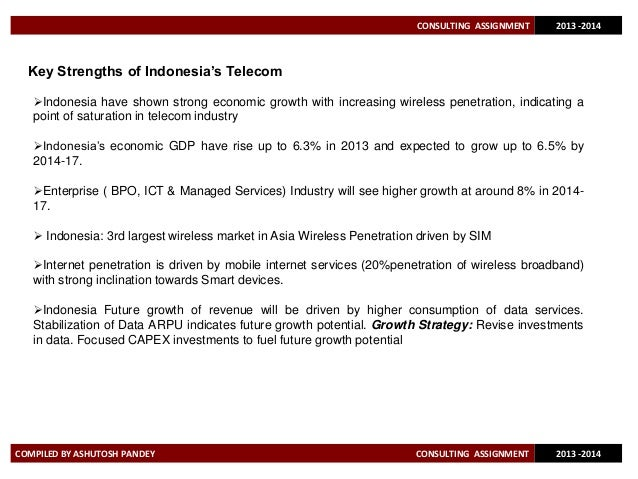 indonesia telecommunication outlook The economist intelligence unit's telecoms, mobile, broadband service offers in-depth analysis, data and forecasts.
