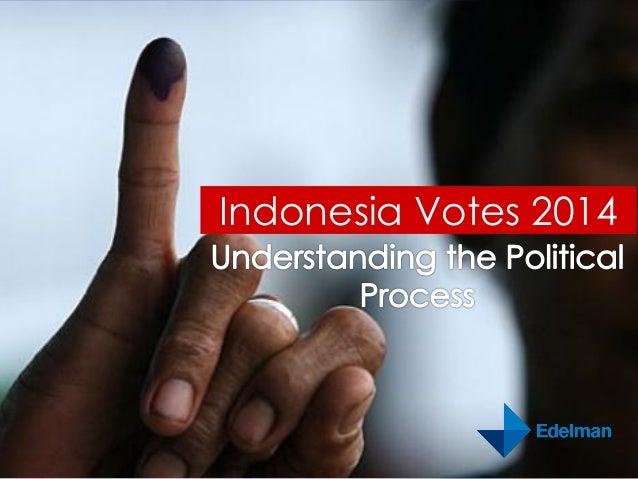 Indonesia Votes 2014