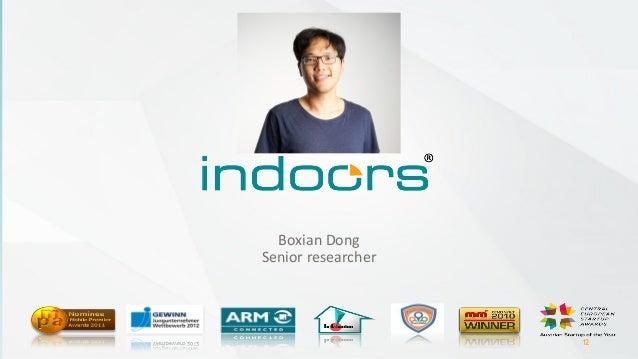 CaLibre - Boxian Dong <boxian@indoo.rs> - ENC2017 Boxian Dong Senior researcher 12