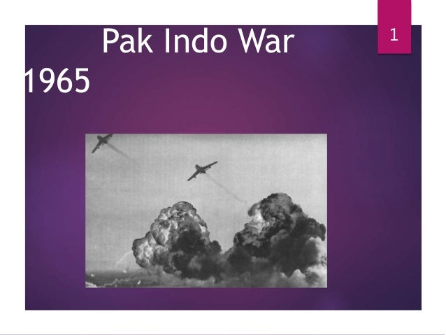 Indo pak war 6 sep 1965