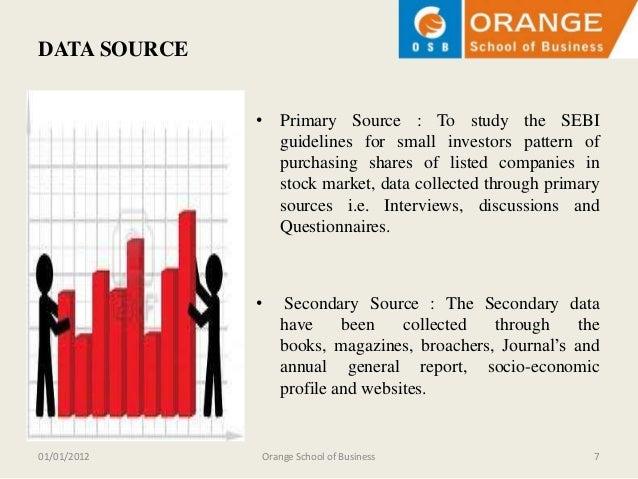 Functional report of sebi presentation.