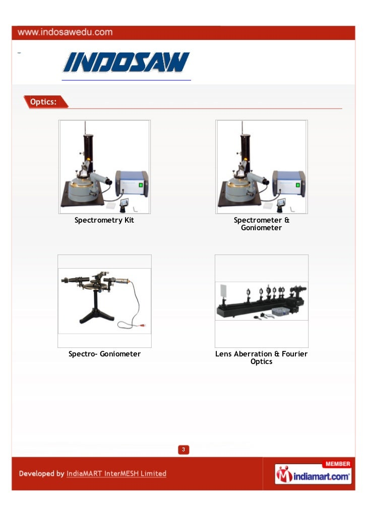 Osaw Industrial Products Pvt.ltd, Ambala, Identified Products Slide 3