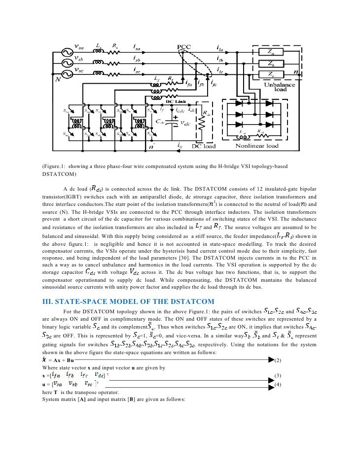dstatcom thesis Abstract: this paper proposes a new control method for d-statcom ( distribution static compensator) control key words: d-statcom, voltage sags, energy storage systems, series and simultaneous faults introduction master of science thesis, volvo technology corporation, gothenburg, pp: 3-10.