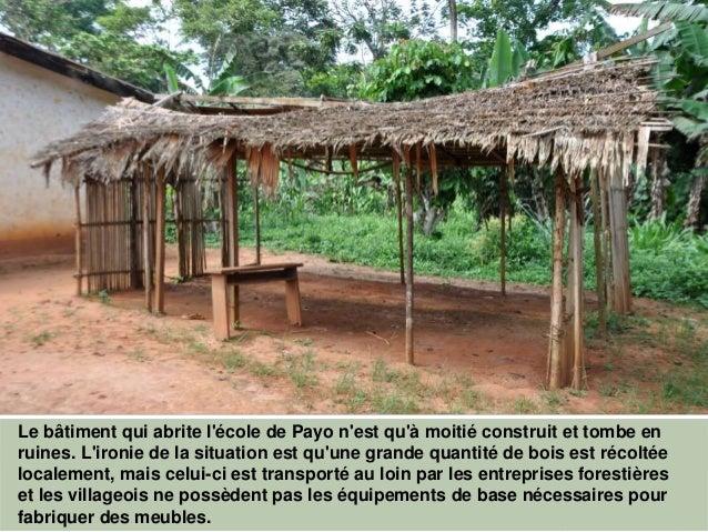 Effets de l 39 exploitation foresti re sur communaut s for Le meuble villageois