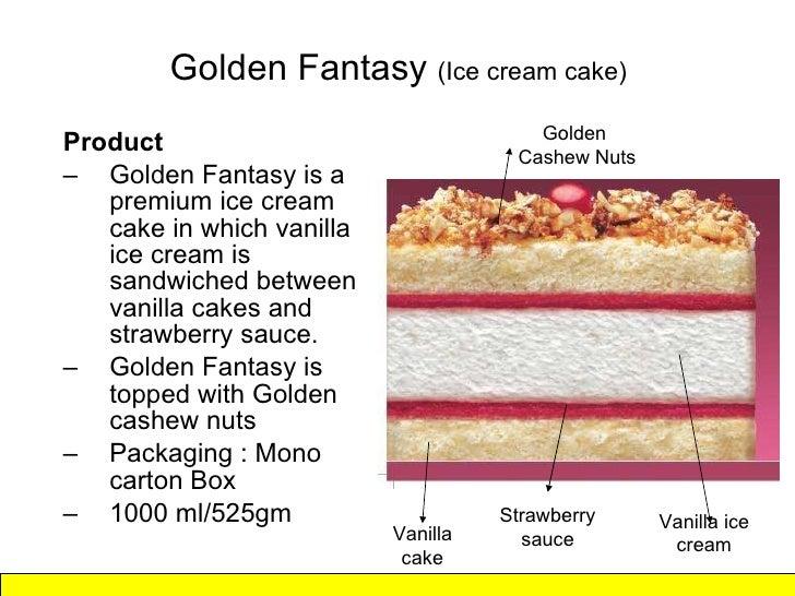 Havmor Golden Fantasy Ice Cream Cake Price